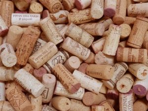 Acceeptable wine corks with the cull removed.