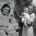 Deborah Hart Yemm's infant grandmothers.