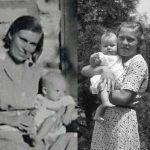 Deborah Hart Yemm's infant grandmothers.